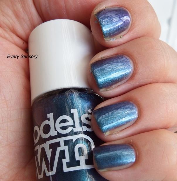 Models Own Aqua Violet 1